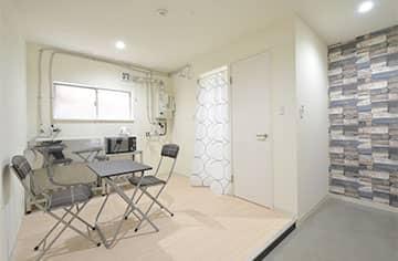 KUROMON Terrace個室01